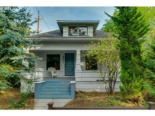 Photo of 8014 N PORTSMOUTH AVE, Portland, OR 97203 (MLS # 21035063)
