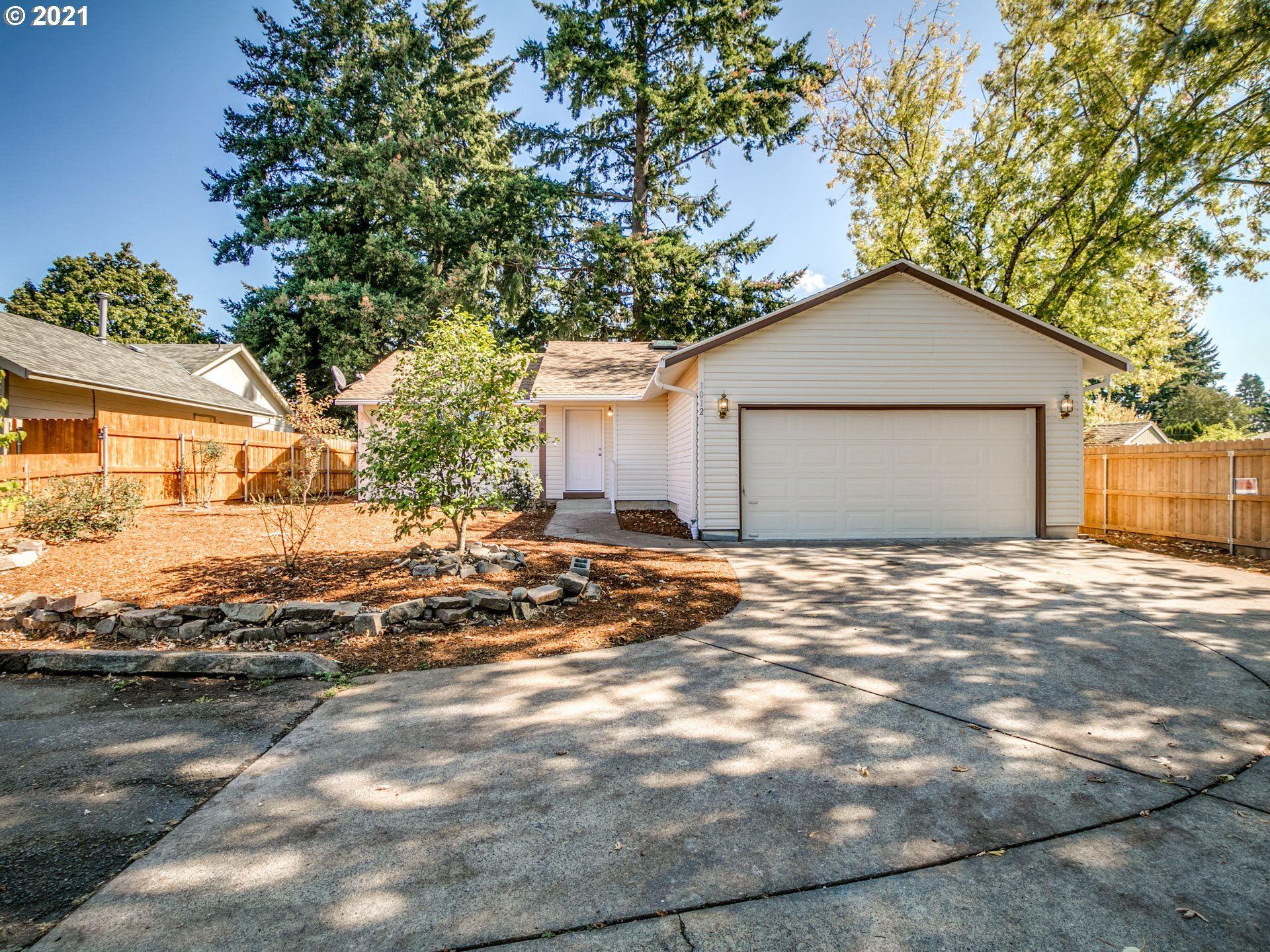 1012 SE 123RD AVE, Portland, OR 97233 - MLS#: 21549065