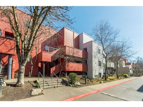 Photo of 730 NW Naito Pkwy  E-16, Portland, OR 97209 (MLS # 18538066)