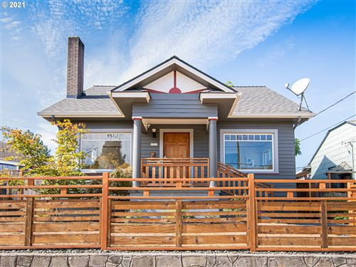 Photo of 4711 NE 32ND AVE, Portland, OR 97211 (MLS # 21349067)