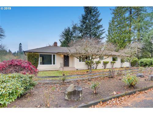 Photo of 9045 SW HOWATT ST, Portland, OR 97225 (MLS # 19359068)