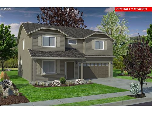 Photo of 206 Rockcrest Dr, Lowell, OR 97452 (MLS # 21176075)