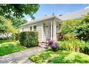 Photo of 4720 N MONTANA AVE, Portland, OR 97217 (MLS # 19151077)