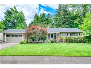 Photo of 5393 SW DOVER CT, Portland, OR 97225 (MLS # 19567086)