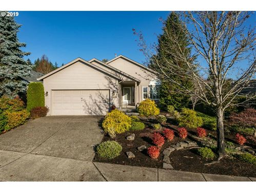 Photo of 12831 SW PEACHVALE ST, Tigard, OR 97224 (MLS # 19234088)