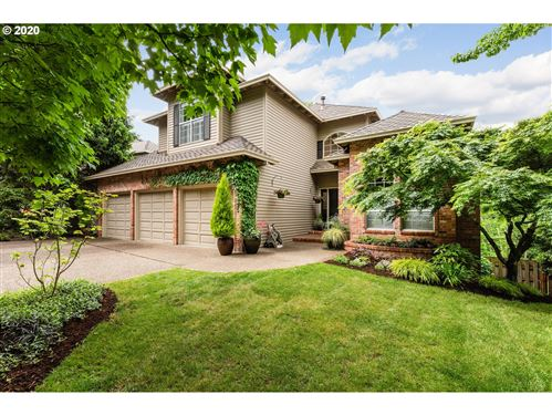 Photo of 21825 SW HEDGES DR, Tualatin, OR 97062 (MLS # 20111088)