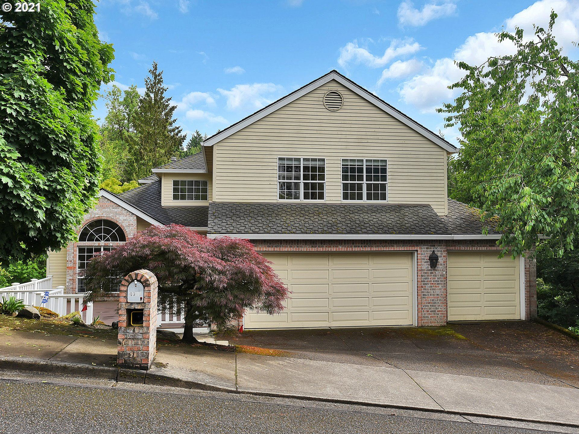 6010 SW ORCHID DR, Portland, OR 97219 - MLS#: 21393088