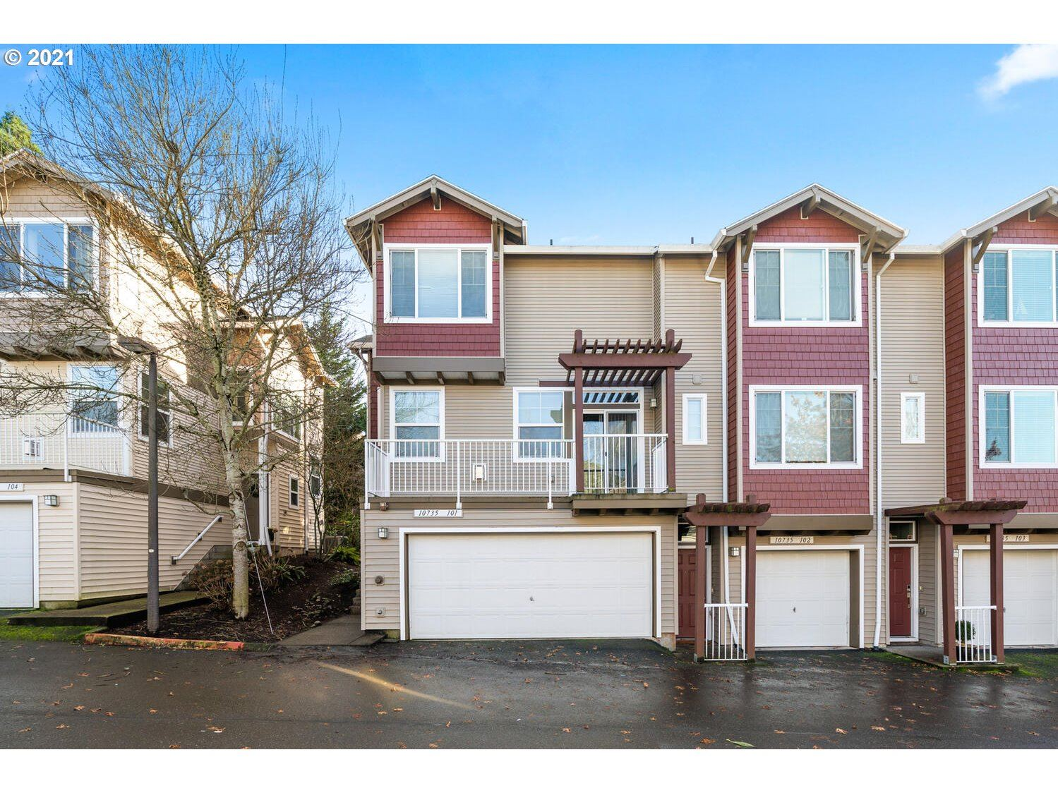 10735 SW CANTERBURY LN #101, Tigard, OR 97224 - MLS#: 21095100