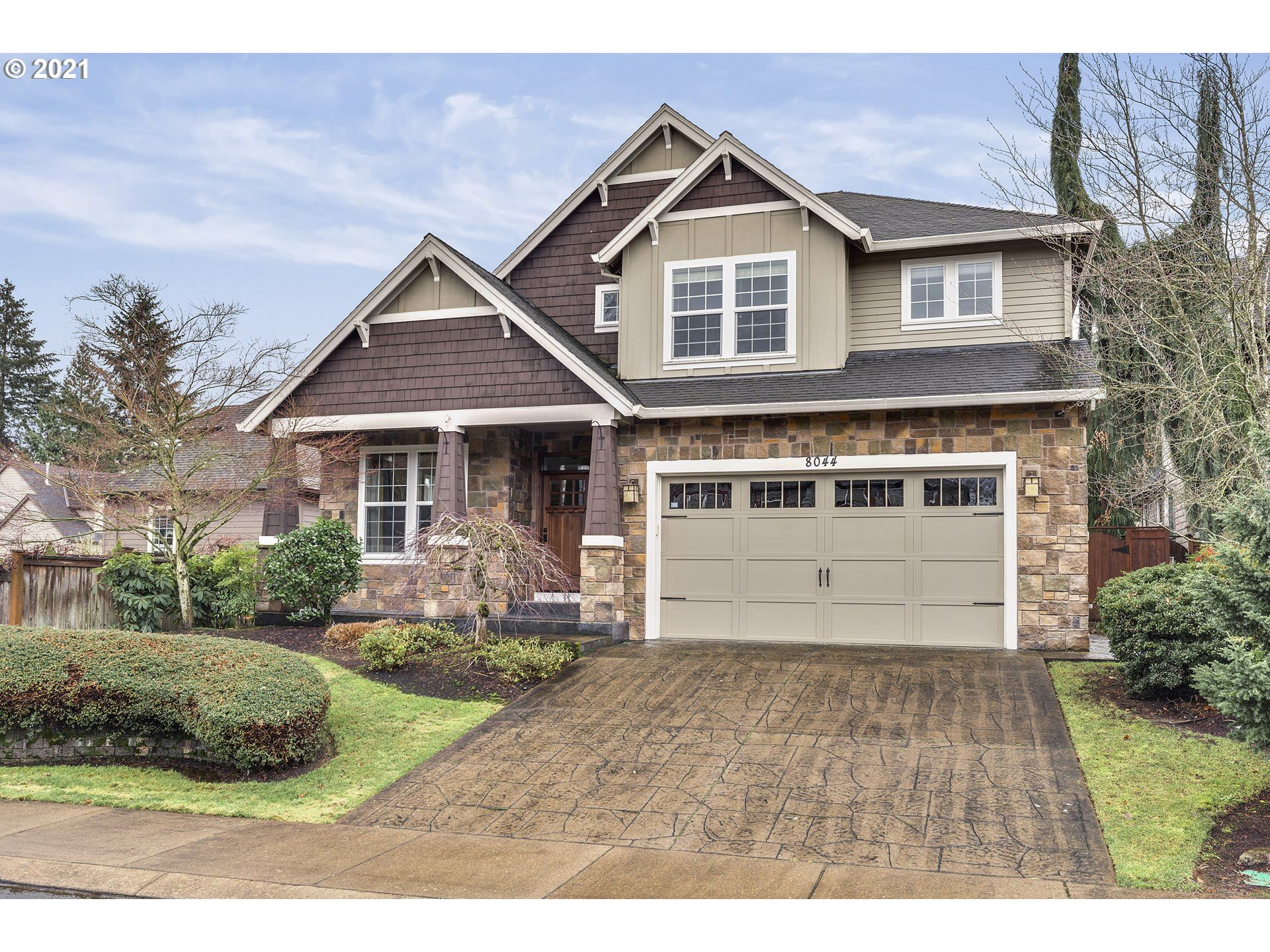 Photo for 8044 SE TOWHEE CT, Milwaukie, OR 97267 (MLS # 21684100)