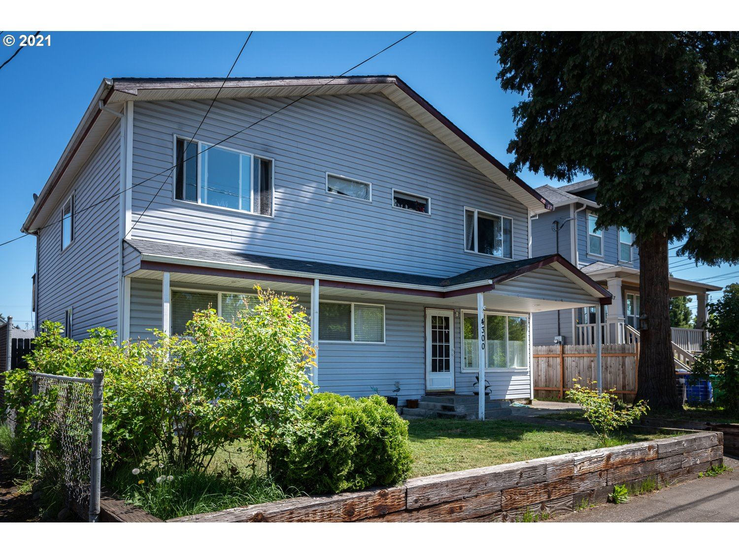 4300 SE 79TH AVE, Portland, OR 97206 - MLS#: 21396101