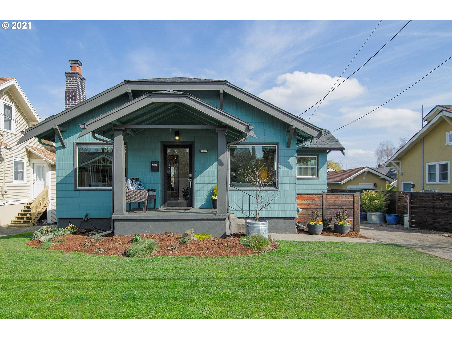 6332 SE 17TH AVE, Portland, OR 97202 - MLS#: 21577102