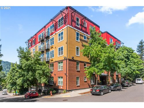 Photo of 8712 N DECATUR ST #106, Portland, OR 97203 (MLS # 21034103)