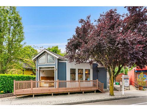 Photo of 4204 N MASSACHUSETTS AVE, Portland, OR 97217 (MLS # 21205106)