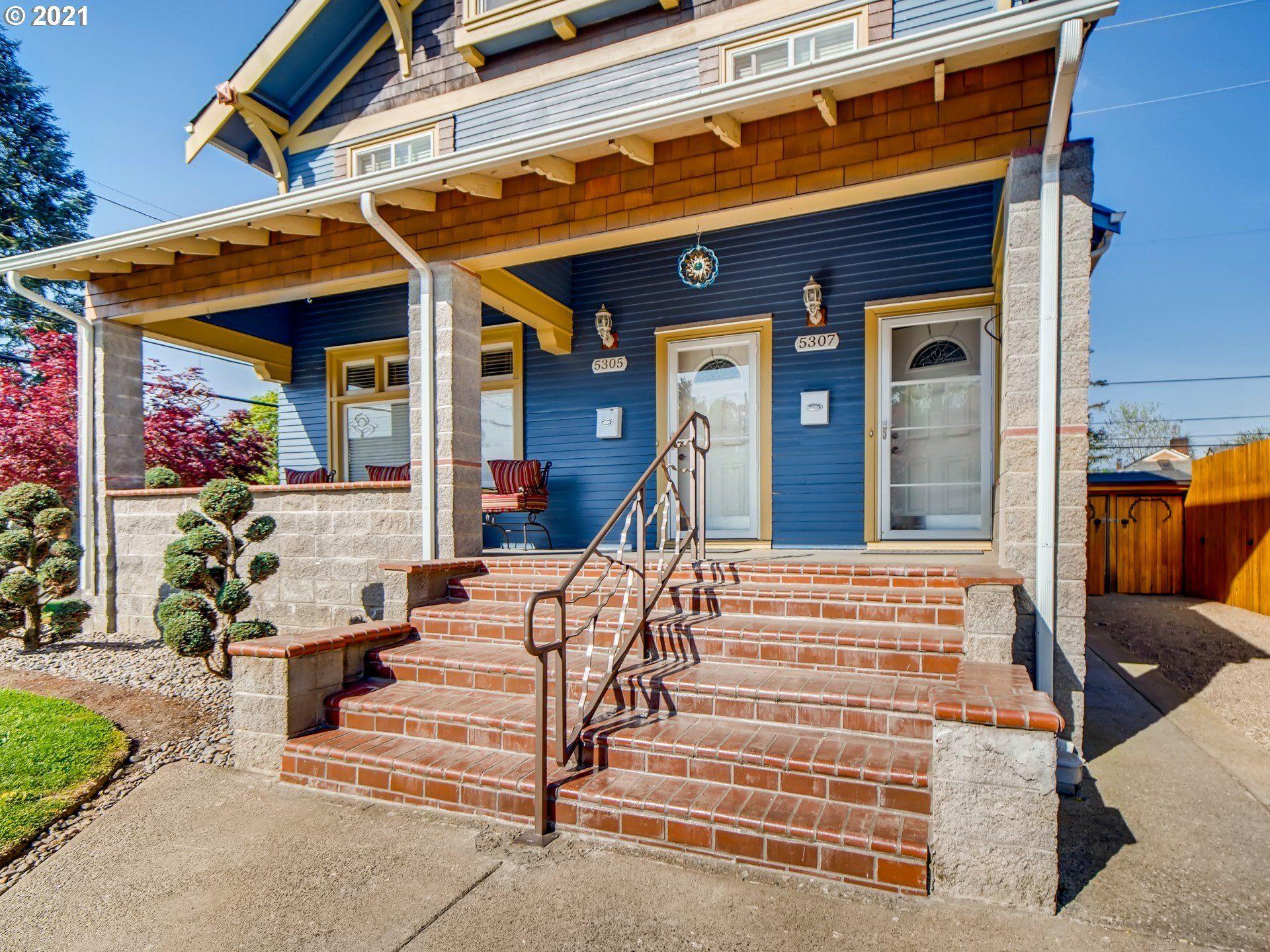 5305 NE RODNEY AVE, Portland, OR 97211 - MLS#: 21183106