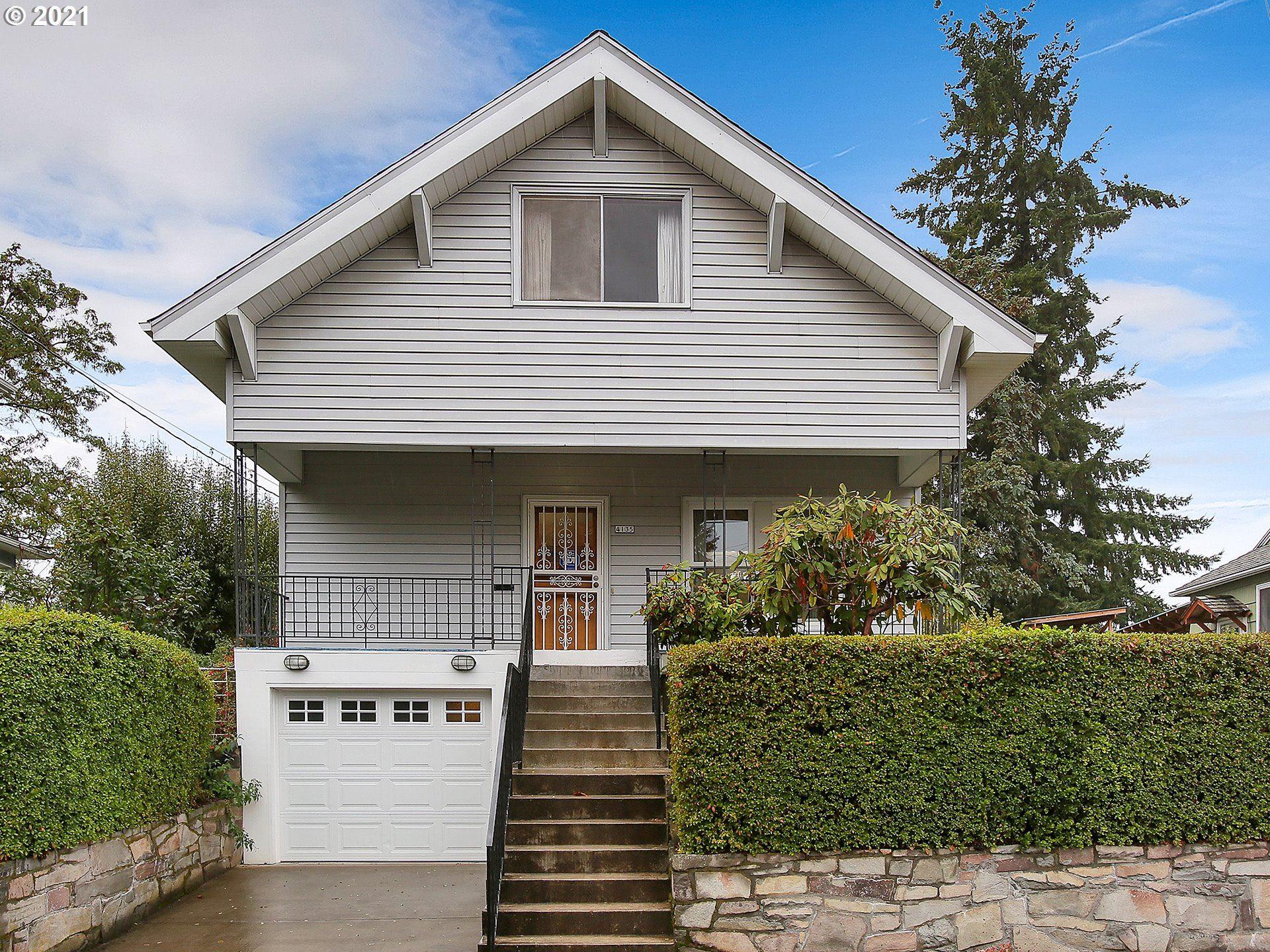 4135 SE 28TH PL, Portland, OR 97202 - MLS#: 21002107
