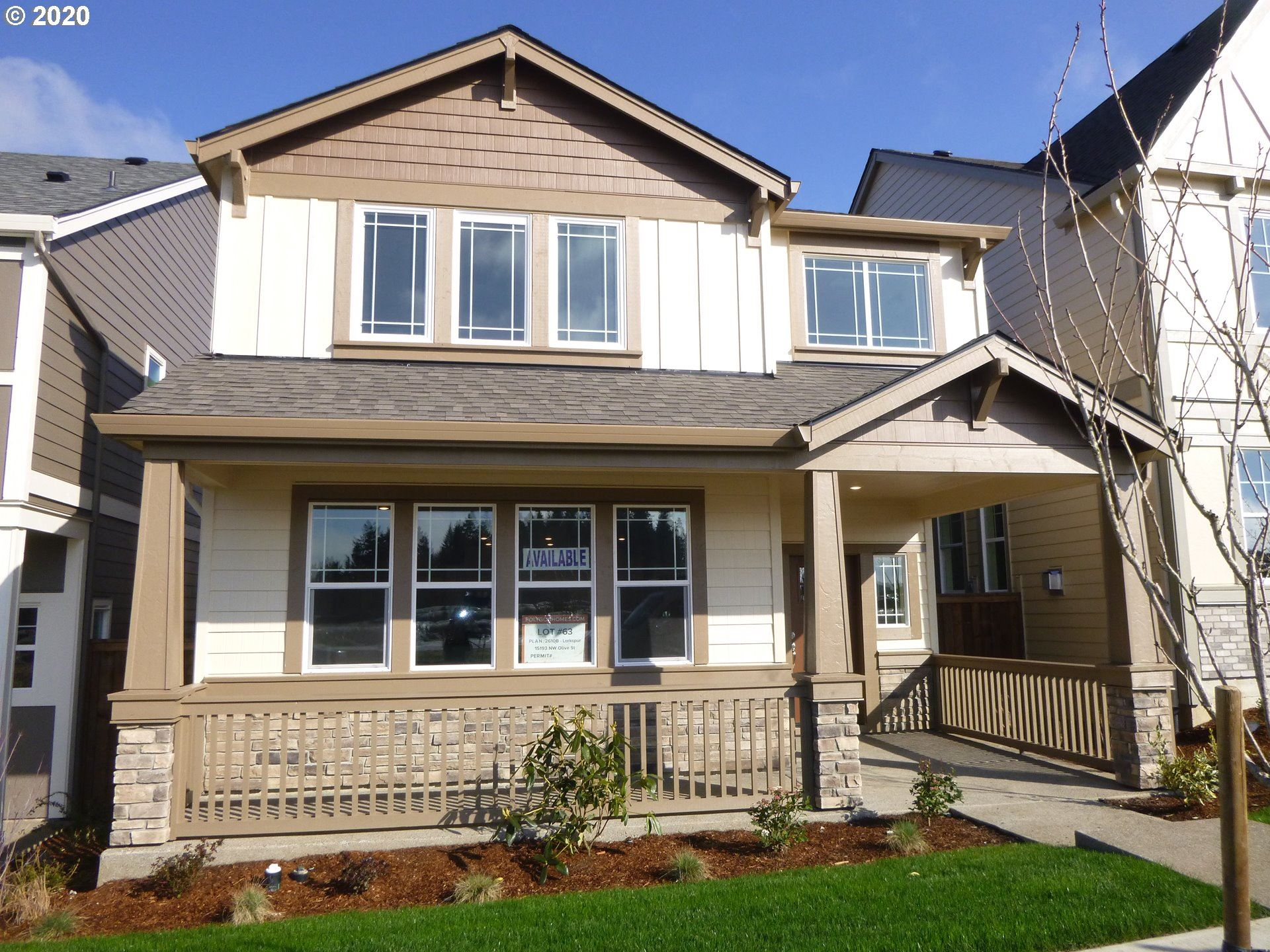 15193 NW Olive ST, Portland, OR 97229 - MLS#: 19561108
