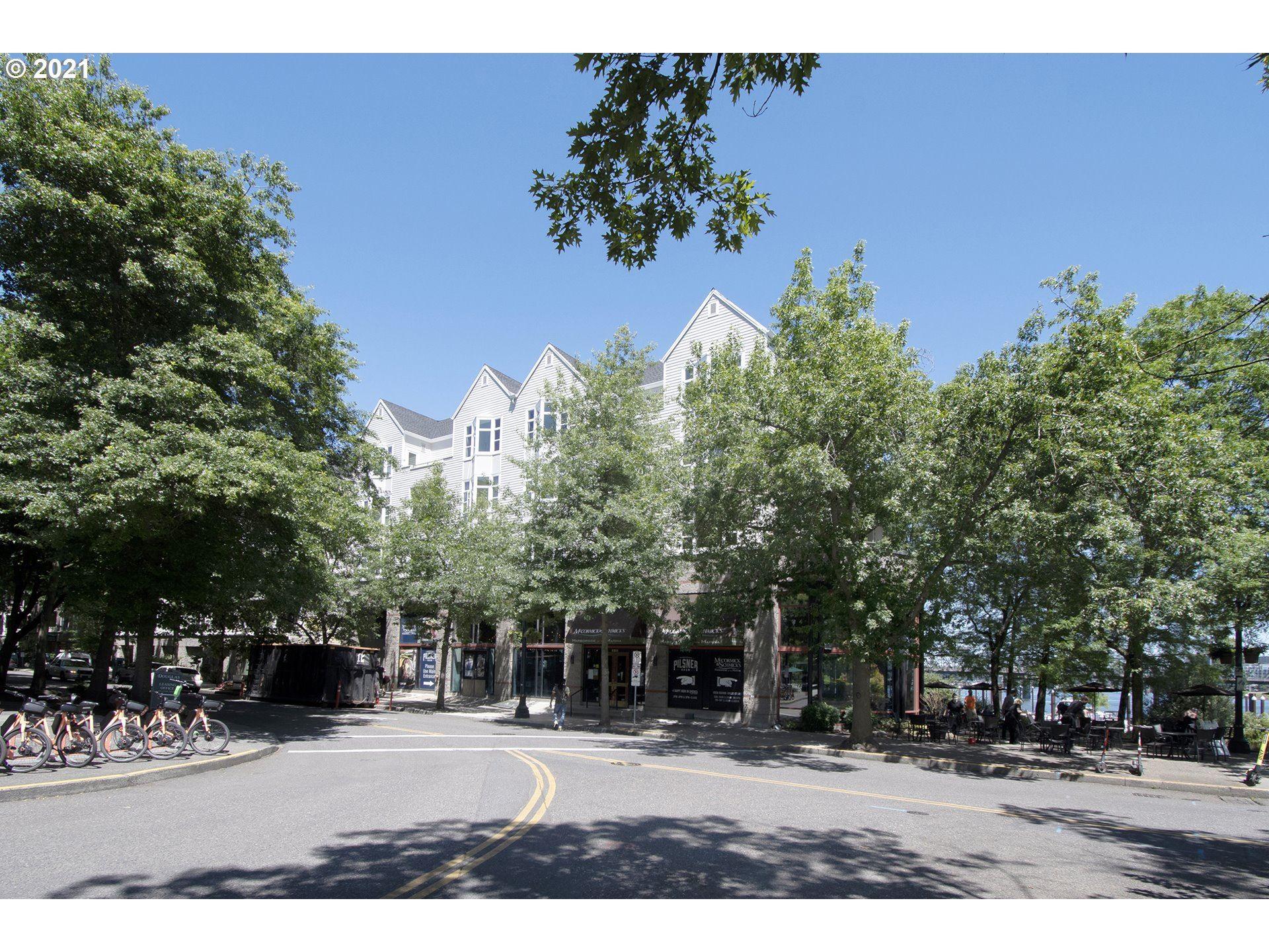 305 S MONTGOMERY ST #302, Portland, OR 97201 - MLS#: 21599108