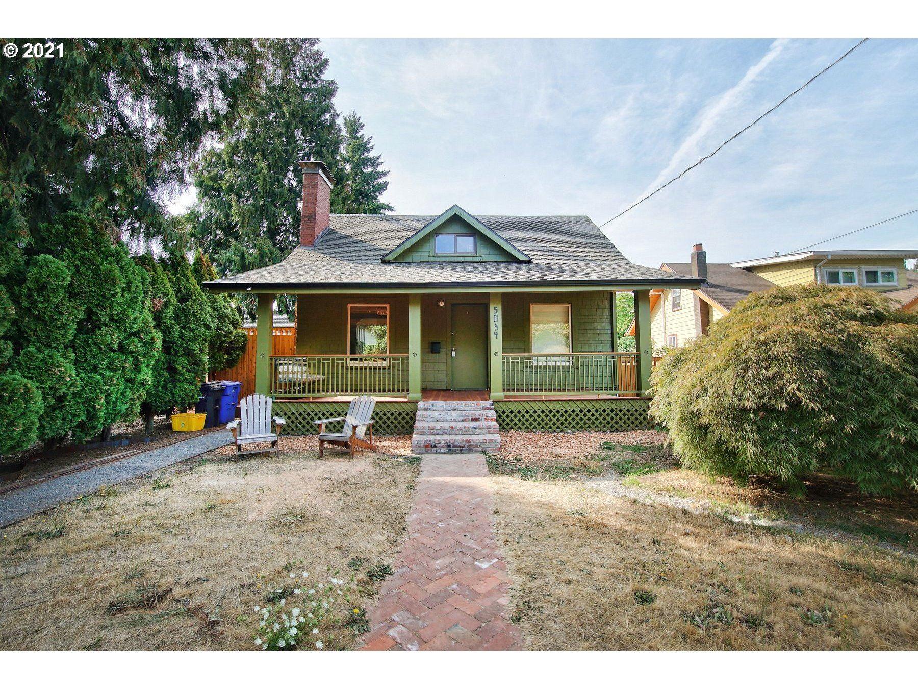 5034 SE MARTINS ST, Portland, OR 97206 - MLS#: 21212110