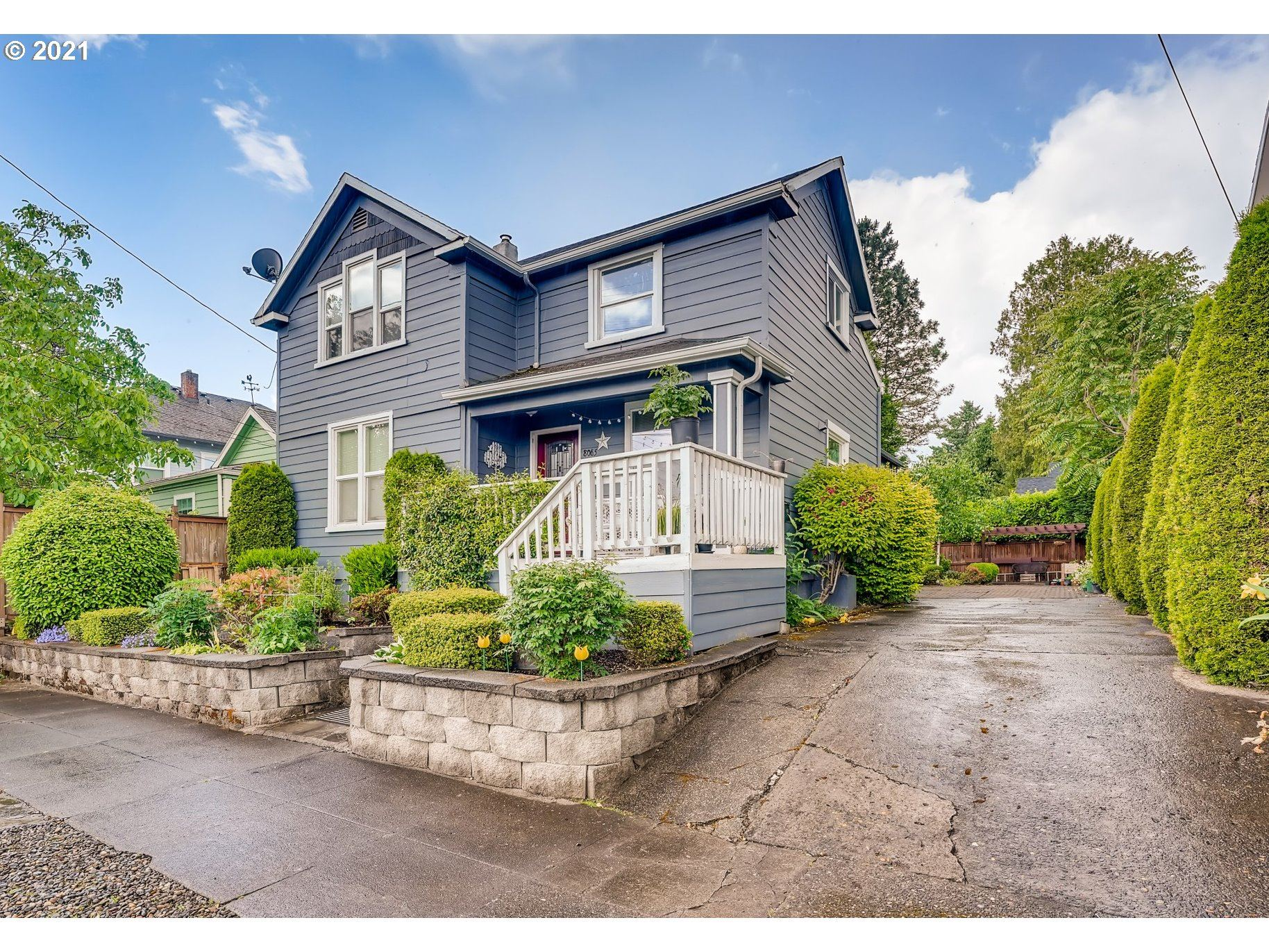 8065 SE 9TH AVE, Portland, OR 97202 - MLS#: 21036111