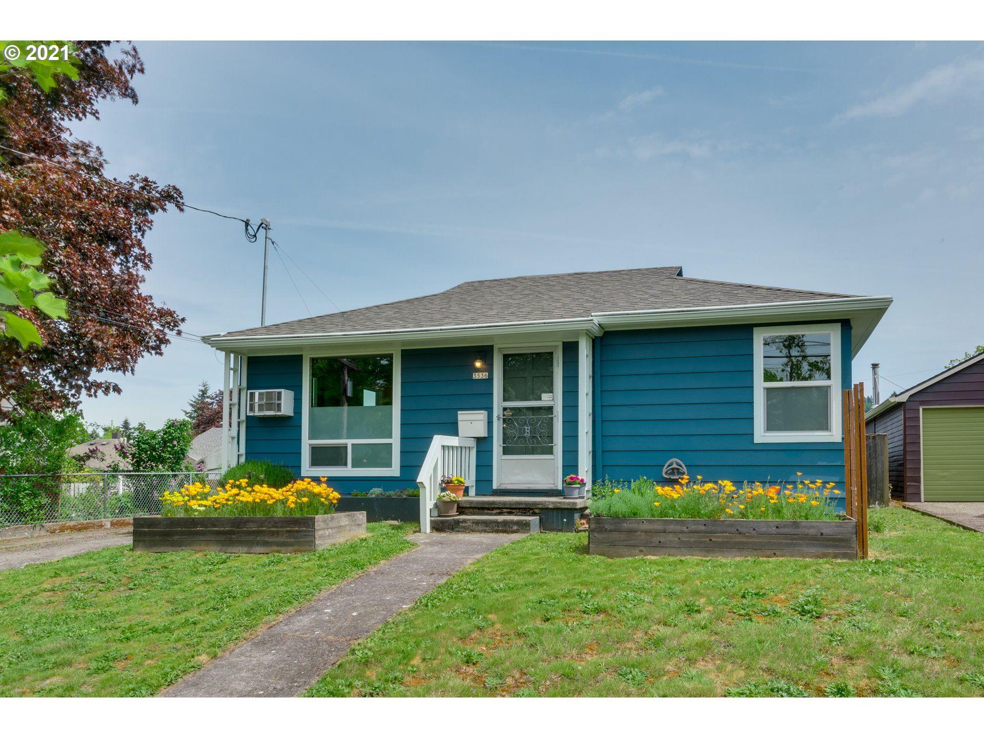 3536 NE 79TH AVE, Portland, OR 97213 - MLS#: 21265114