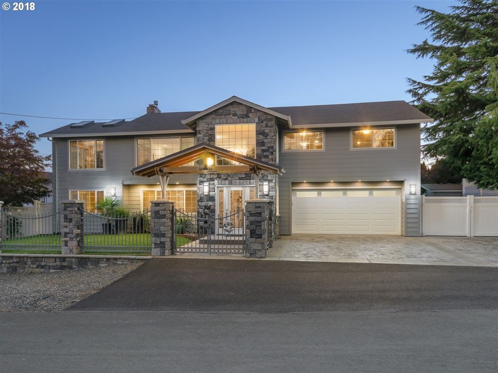 Photo for 1210 SE 80TH AVE, Vancouver, WA 98664 (MLS # 19167119)