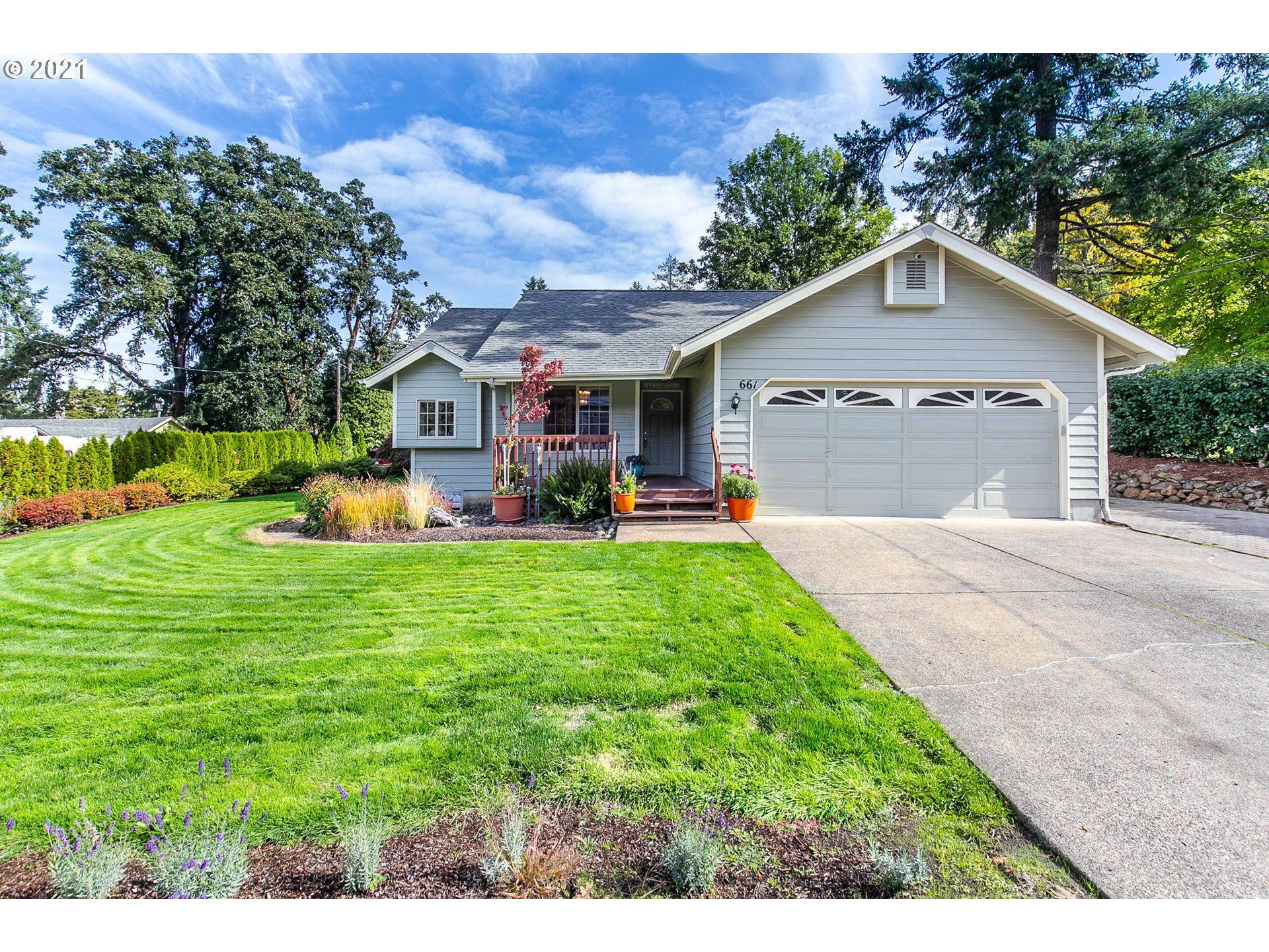 661 S 70TH ST, Springfield, OR 97478 - MLS#: 21557120