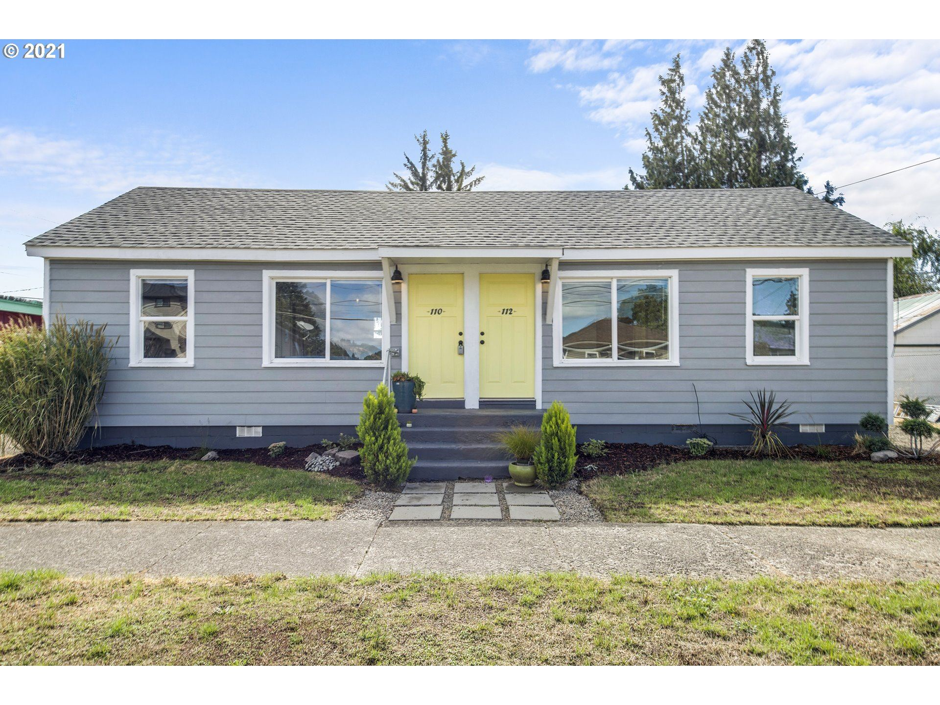 112 SW HARRISON ST, Sheridan, OR 97378 - MLS#: 21428124