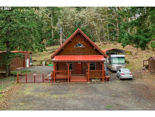 Photo of 3285 SW REDMOND HILL RD, McMinnville, OR 97128 (MLS # 21454126)
