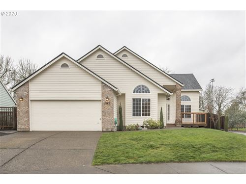 Photo of 183 NW 152ND AVE, Beaverton, OR 97006 (MLS # 20181127)
