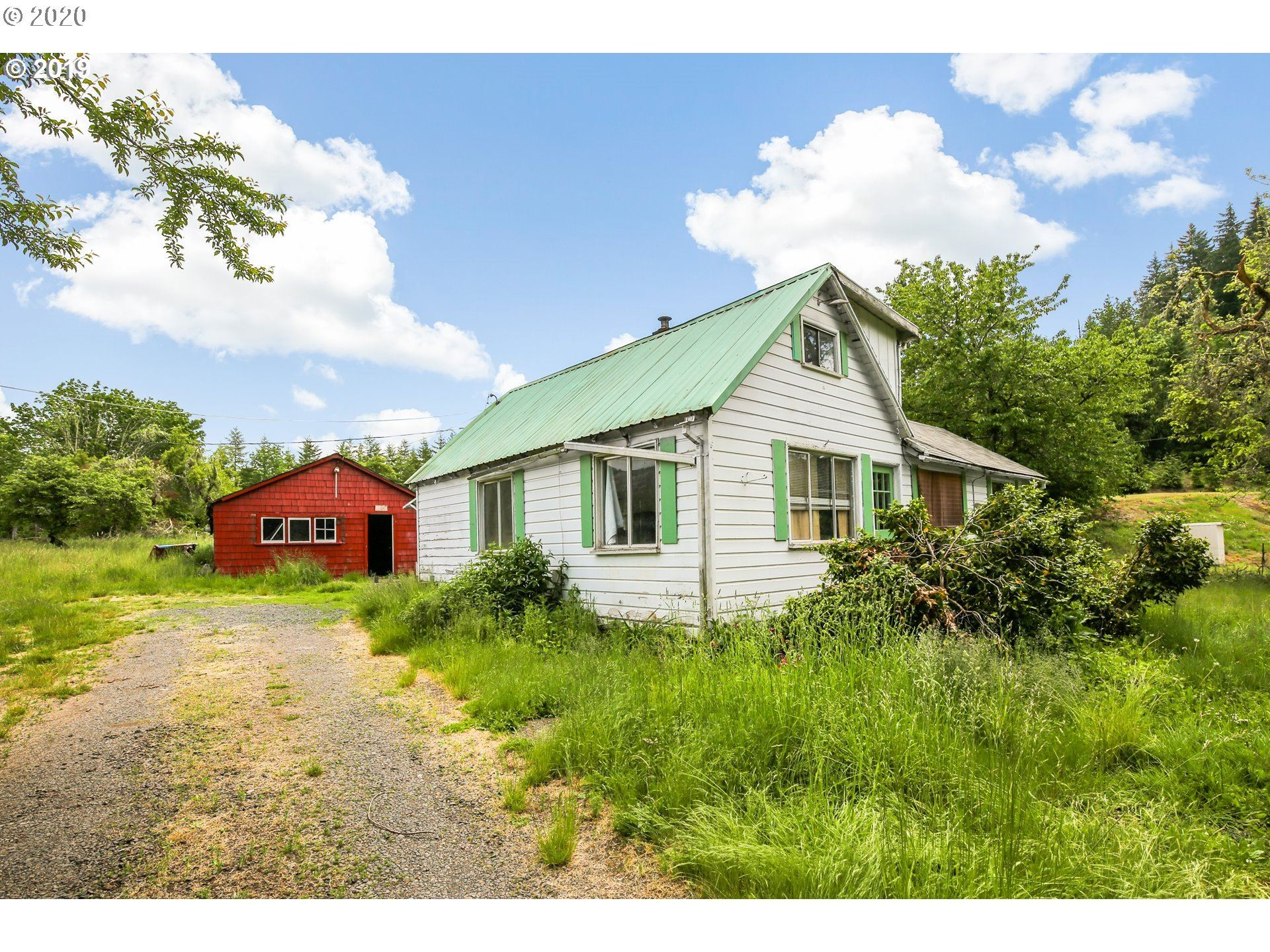 Photo for 39260 OLD GIUSTINA MILL RD, Dexter, OR 97431 (MLS # 20562129)