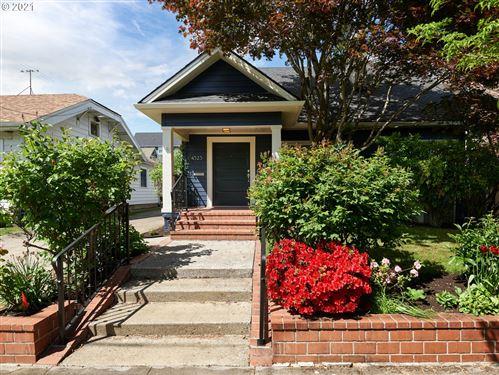 Photo of 4523 NE DAVIS ST, Portland, OR 97213 (MLS # 21080135)