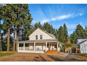 Photo of 11400 SW 95TH AVE, Tigard, OR 97223 (MLS # 19356140)