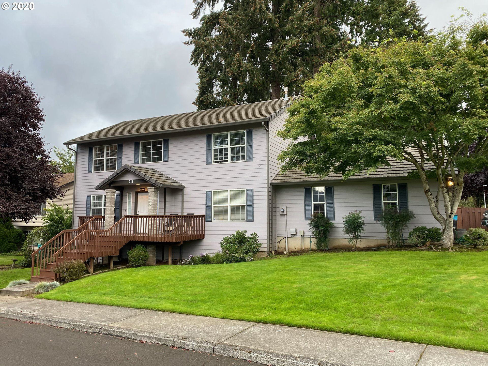 318 NW 108TH ST, Vancouver, WA 98685 - MLS#: 20194140