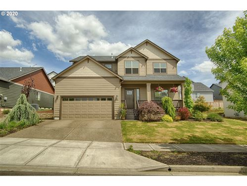 Photo of 310 SW MT RAINIER ST, McMinnville, OR 97128 (MLS # 20473142)