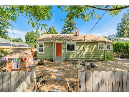 Photo of 7360 SE 62ND AVE, Portland, OR 97206 (MLS # 20560147)
