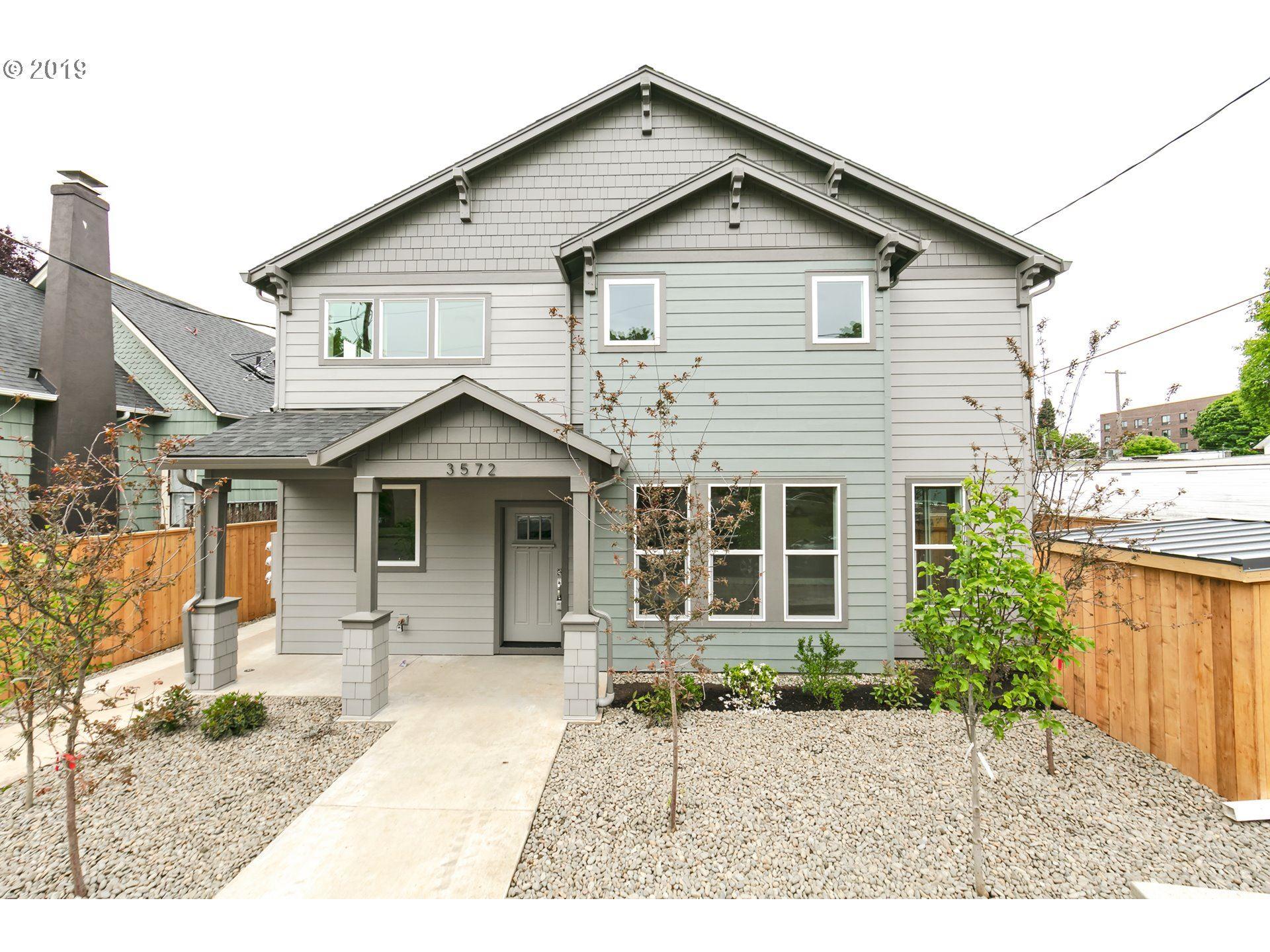 3572 NE GARFIELD AVE, Portland, OR 97212 - MLS#: 20113147