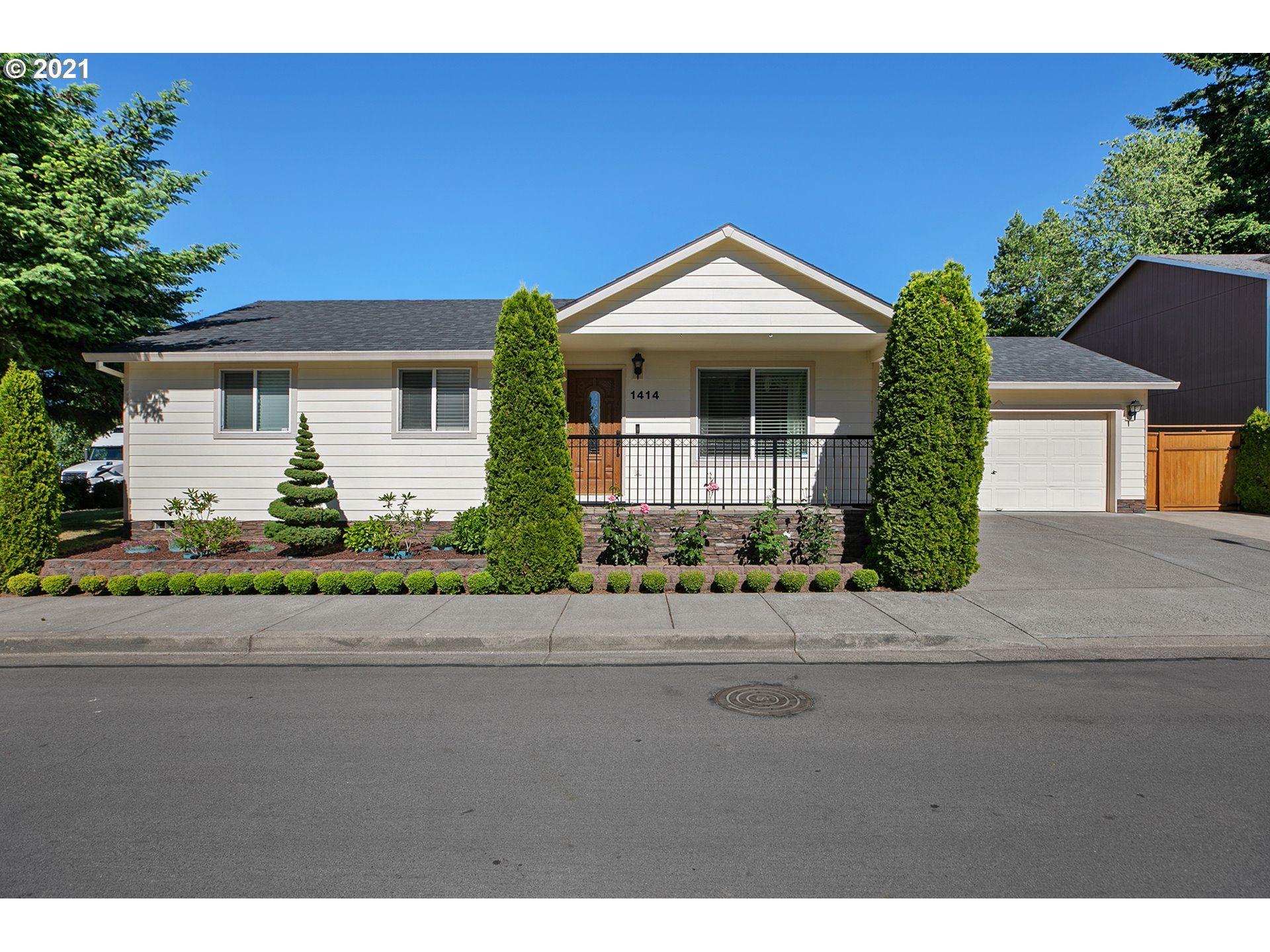 1414 SE 180TH WAY, Portland, OR 97233 - MLS#: 21159147