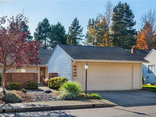 Photo of 9440 SW BRENTWOOD PL, Tigard, OR 97224 (MLS # 19050150)