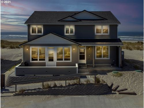 Photo of 210 NW OCEANIA DR, Waldport, OR 97394 (MLS # 21601150)
