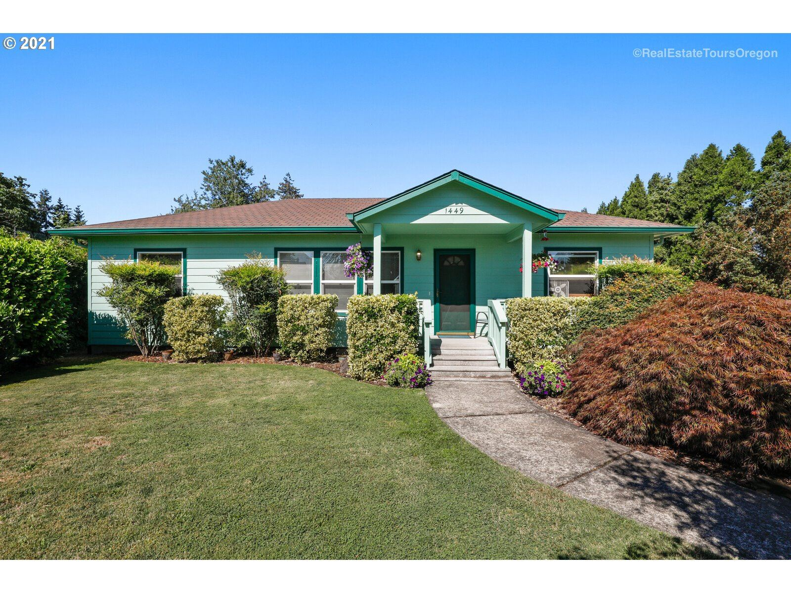 1449 N IVY ST, Canby, OR 97013 - MLS#: 21085150