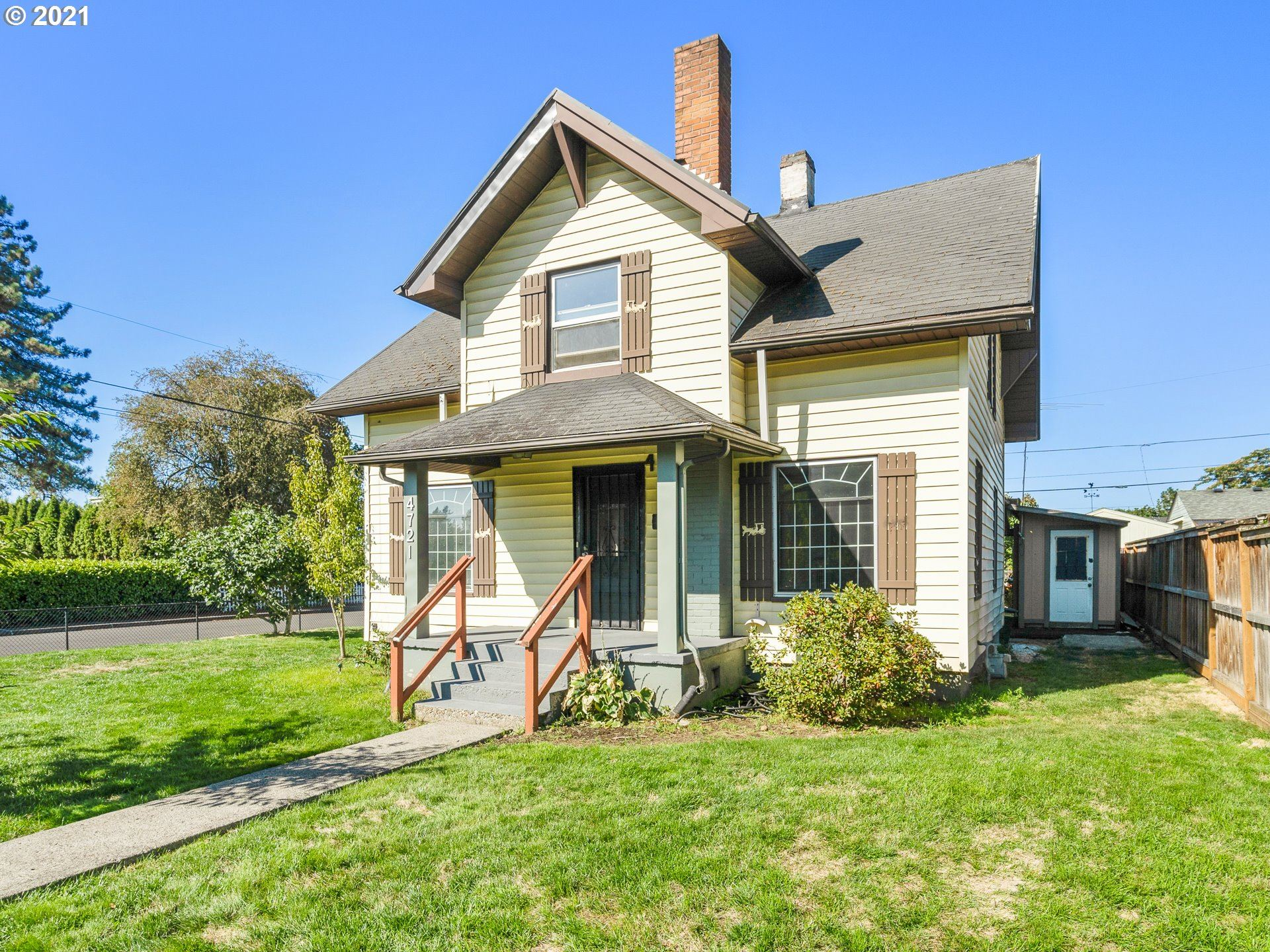 4721 SE 87TH AVE, Portland, OR 97266 - MLS#: 21234157