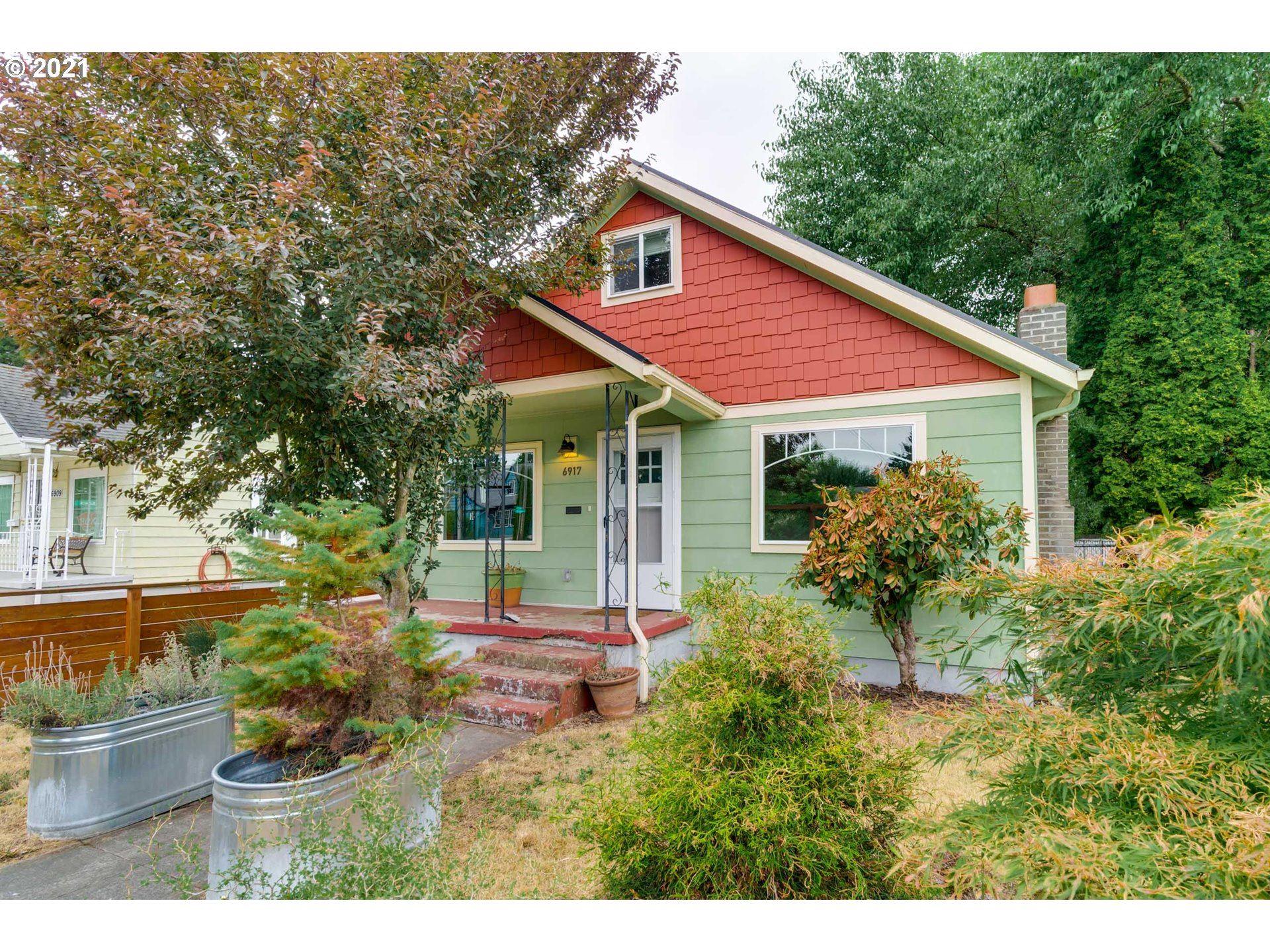 6917 N DENVER AVE, Portland, OR 97217 - MLS#: 21307159