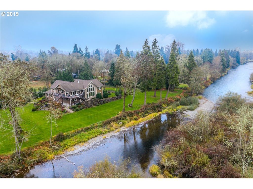 Photo for 37535 RIVERSIDE DR, Pleasant Hill, OR 97455 (MLS # 19317163)
