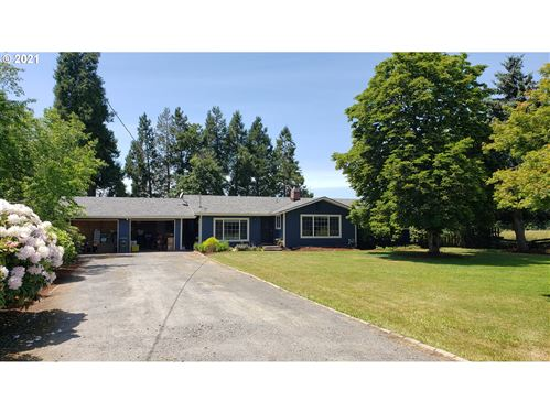 Photo of 84564 HILLTOP DR, Pleasant Hill, OR 97455 (MLS # 21055168)