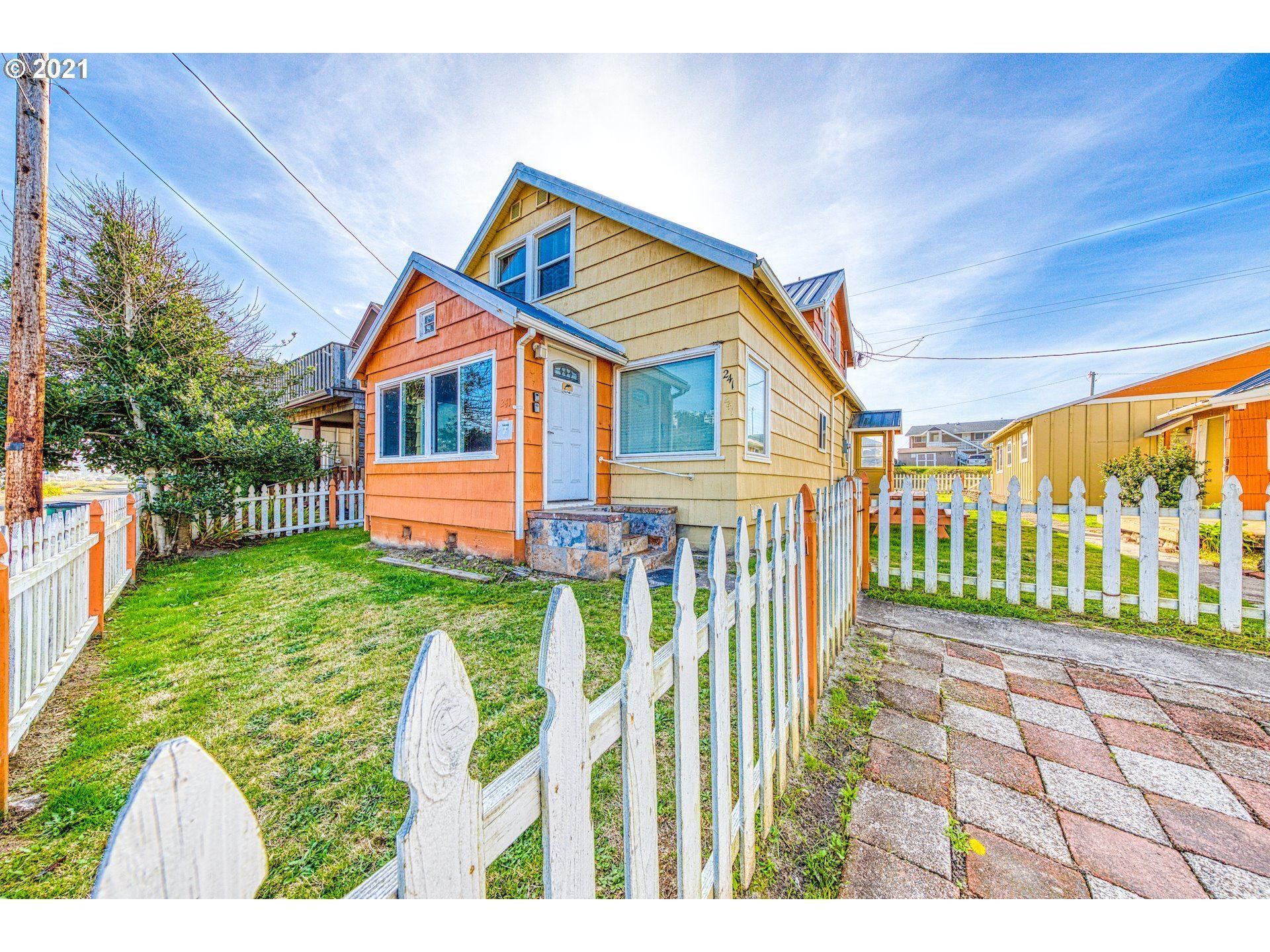 235 S MILLER, Rockaway Beach, OR 97136 - MLS#: 21145169