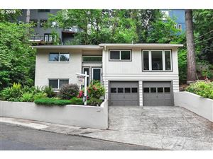Photo of 3042 SW HAMPSHIRE ST, Portland, OR 97205 (MLS # 19242172)