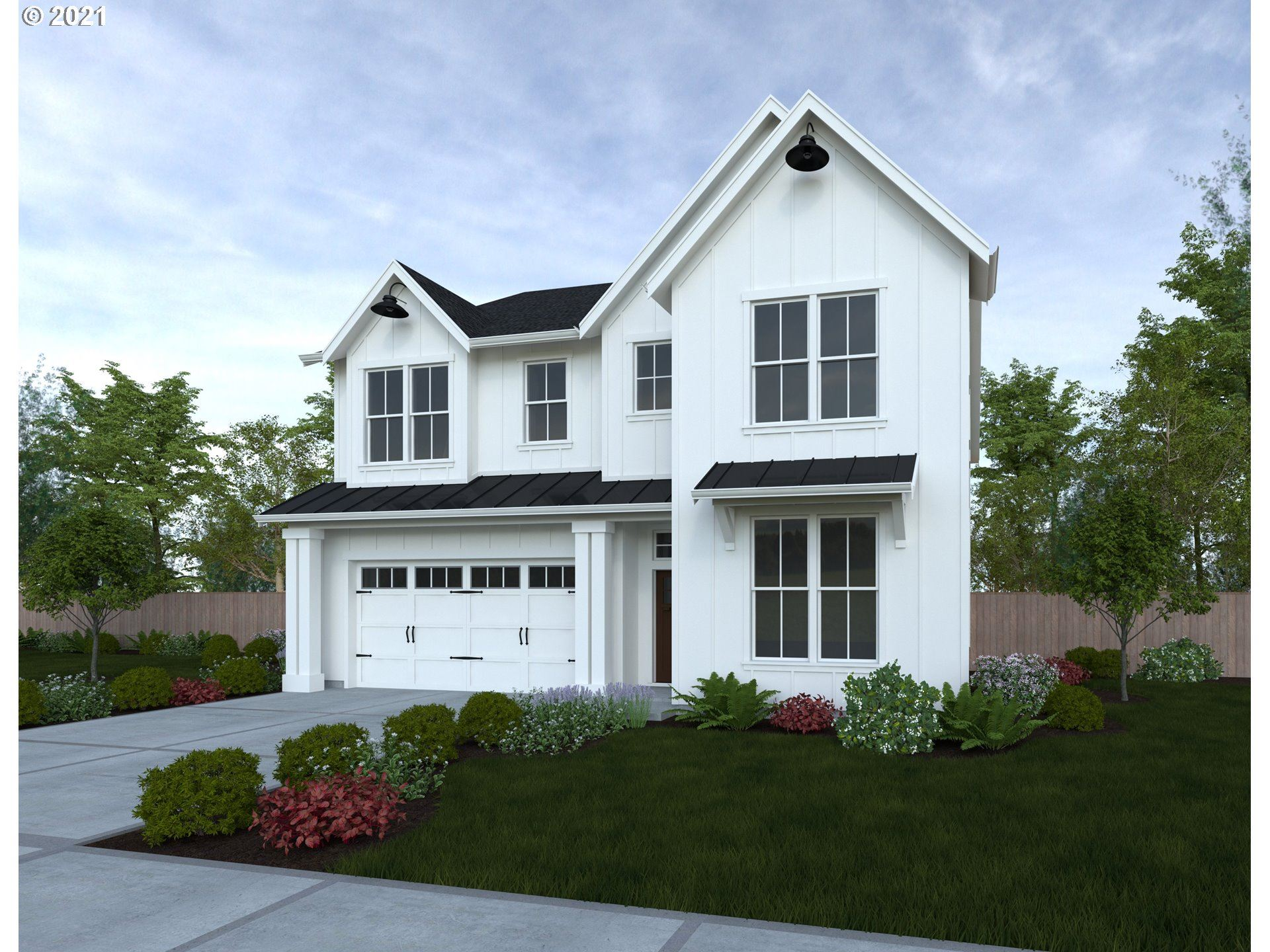 Photo for 12013 NW Schall ST #LOT 7, Portland, OR 97229 (MLS # 20670174)