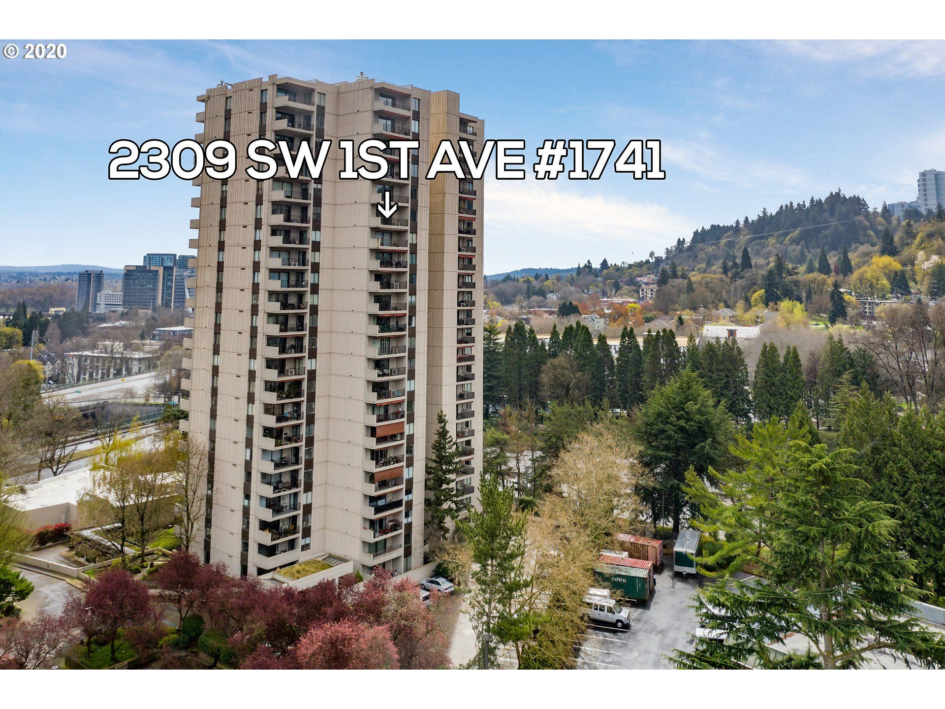 2309 SW 1ST AVE #1741, Portland, OR 97201 - MLS#: 20505175