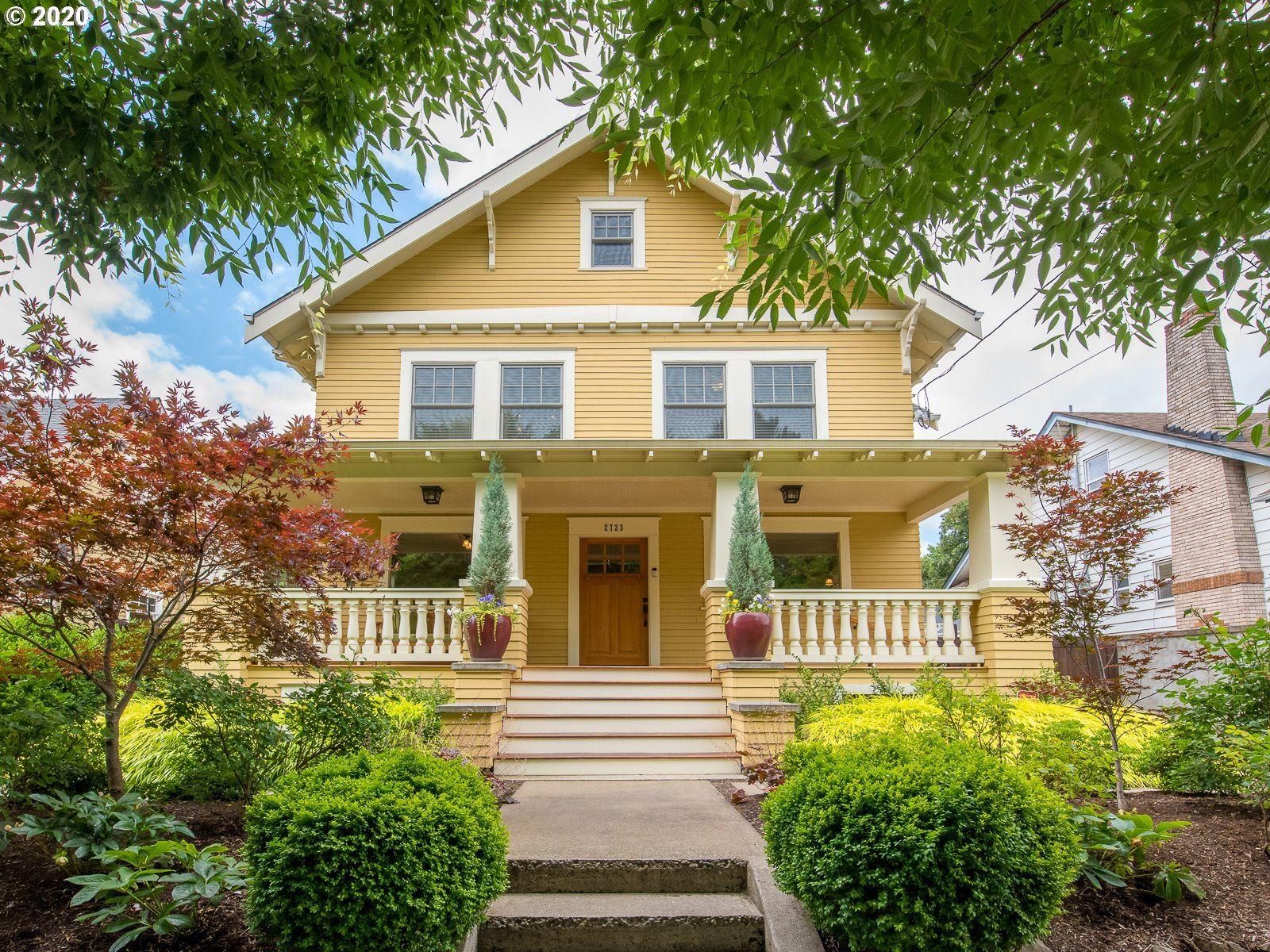 2723 NE 9TH AVE, Portland, OR 97212 - MLS#: 20046177