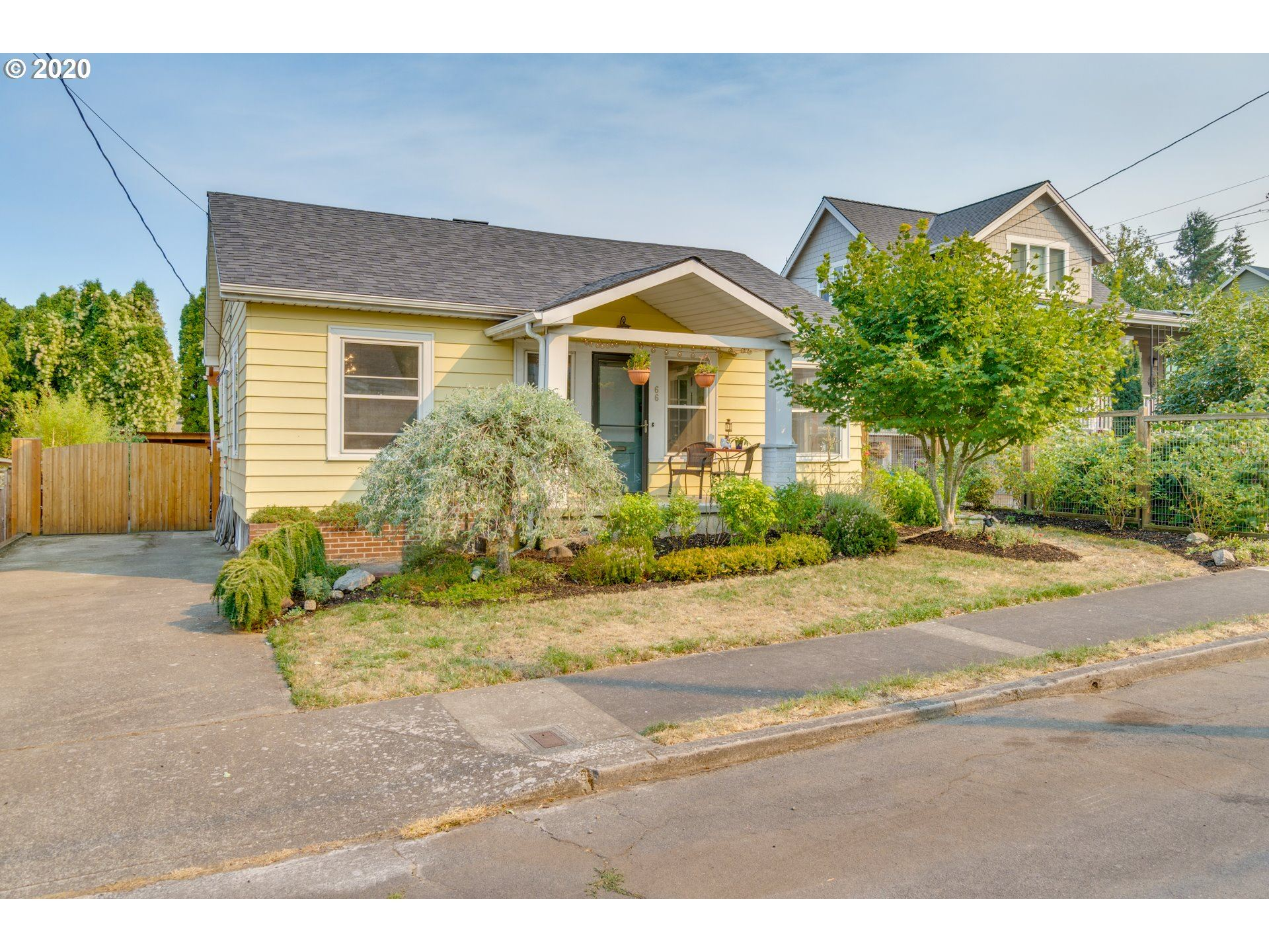 66 SE 72ND AVE, Portland, OR 97215 - MLS#: 20409181